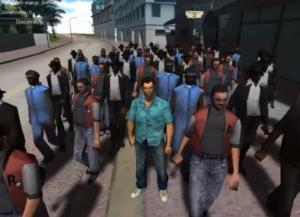 Unity Vice City Remake